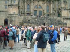 Santiago de Compostela, Spring 2004